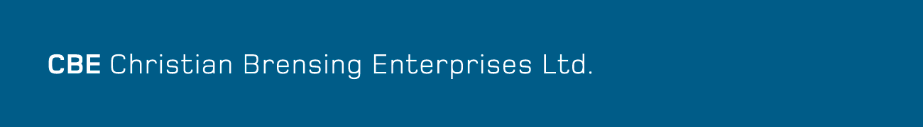 CBE | Christian Brensing Enterprises Ltd.